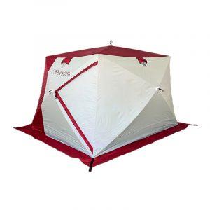 Фото Зимняя палатка Снегирь 3Т long трехместная