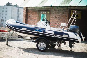 Фото Лодка Риб Stormline Extra 430