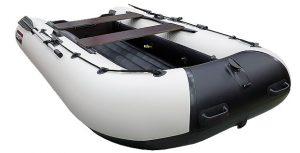 Лодка ПВХ Хантер 335 А Лайт надувная под мотор