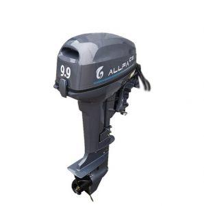 Лодочный мотор ALLFA CG  T9.9FW S MAX (9,9 л.с., 2 такта)